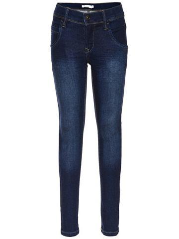 NITTAX узкий форма джинсы