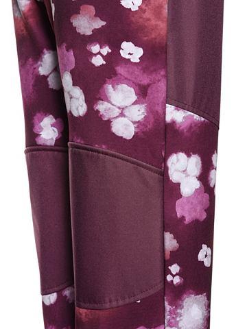 С lila цветы с узором Alfa- Softshell-...