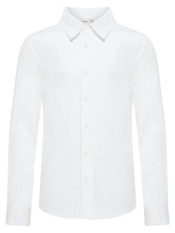Slim- рубашка с длинными рукавами