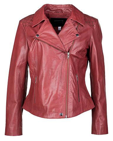 Куртка кожаная в Bikerstil »1703...