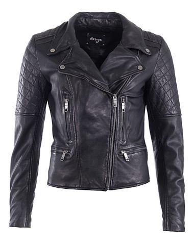 Куртка кожаная »Solna«