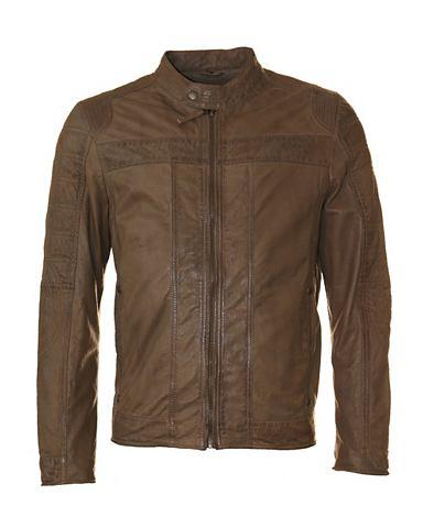Куртка кожаная »6070020«