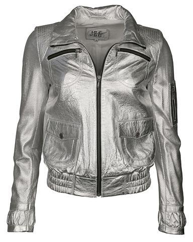 Куртка кожаная с воротник »IK37&...