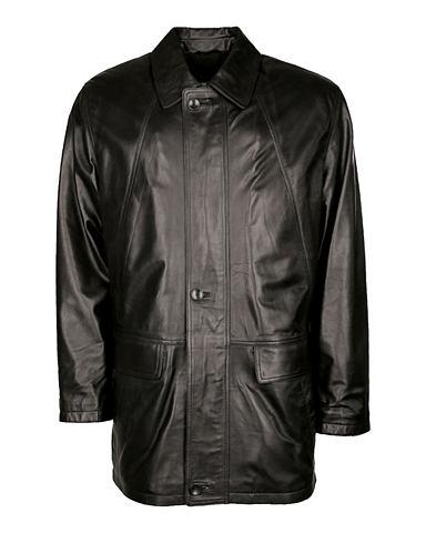 Куртка кожаная с два Verschlussmö...