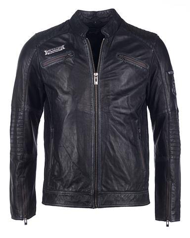 MAZE Куртка кожаная с два Innentaschen &raq...