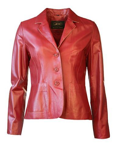 Пиджак кожаный для женсщин Lolita