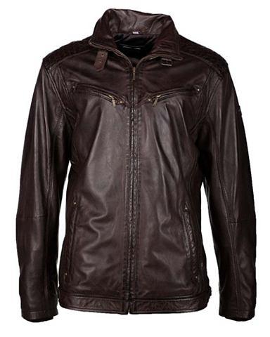 Куртка кожаная Herren »Felpa2&la...