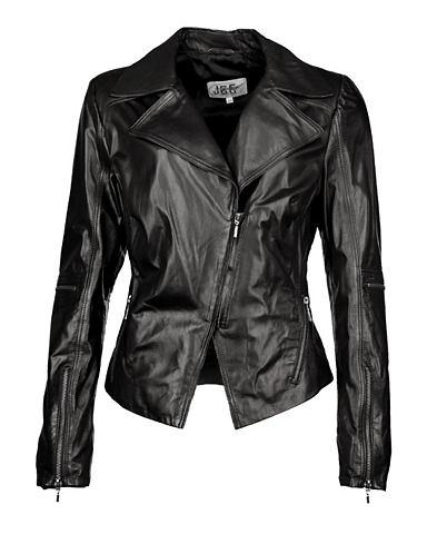Куртка кожаная с воротник »NL-68...