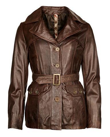Пальто с пояс »LB07«