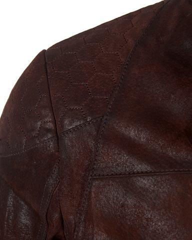 Куртка кожаная Herren 16-12