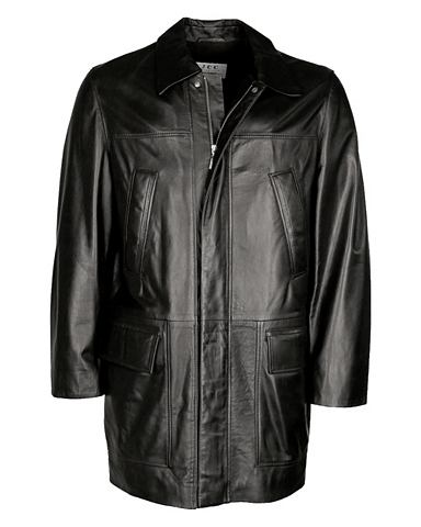 Пальто кожаное Herren Gary-2