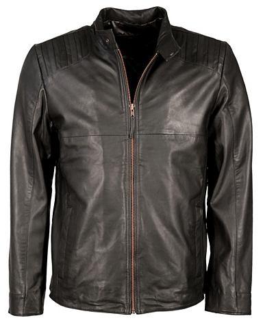 Куртка кожаная »6070021«