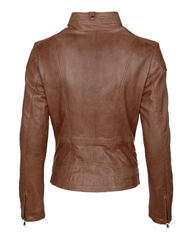 Куртка кожаная для женсщин Viva