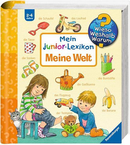 Детская книга »Mein junior-Lexik...
