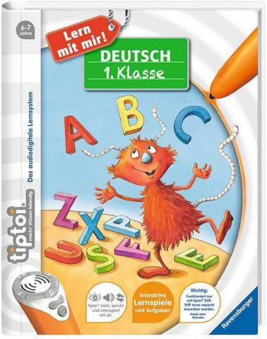 RAVENSBURGER Книжка »tiptoi® Deutsch 1. K...