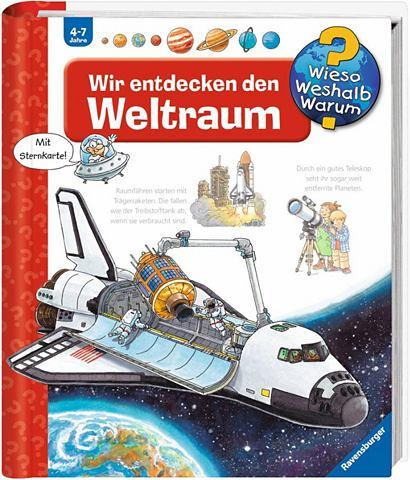 RAVENSBURGER Детская книга »Wir entdecken den...