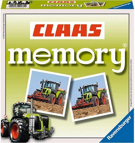 Konzentrationsspiel »CLAAS memor...