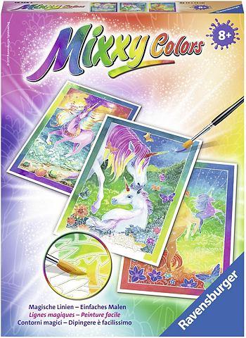 RAVENSBURGER Набор для рисования »Mixxy Color...