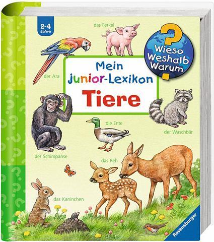 RAVENSBURGER Детская книга »Mein junior-Lexik...