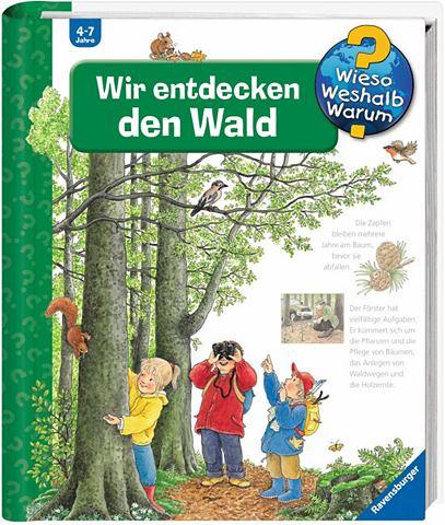 Детская книга »Wir entdecken den...