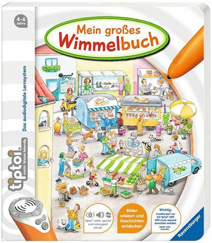Книжка »tiptoi® Mein gro&szl...