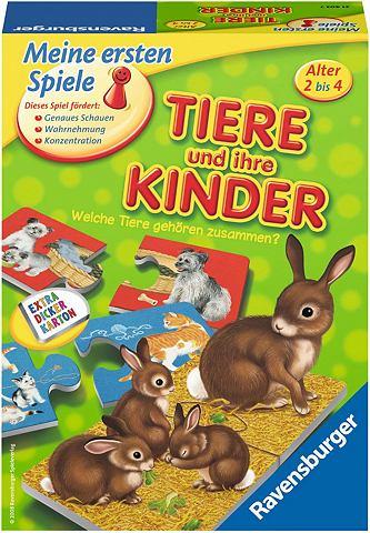 Развивающая игрушка »Tiere и ihr...