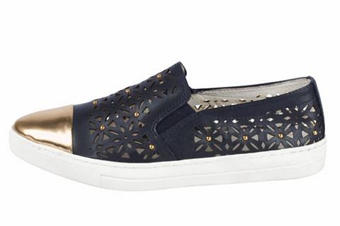 Туфли-слиперы с Cut-Out дизайн