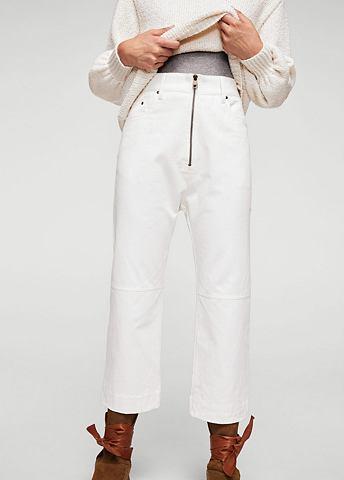 Zipped organic cotton джинсы