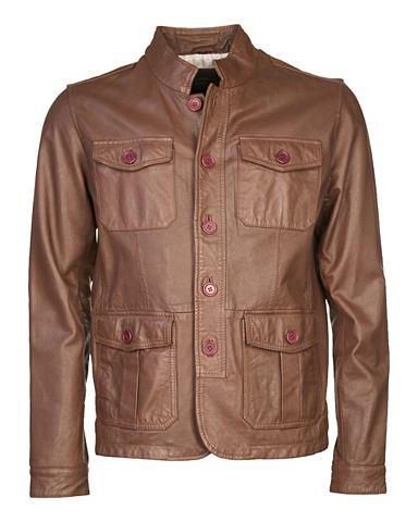 Куртка кожаная »401«