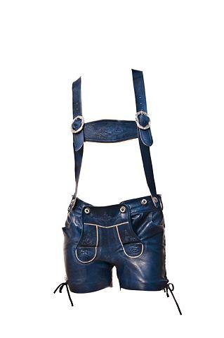 Брюки кожаные »Gmunden«