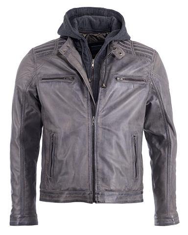 Куртка кожаная включая два Brusttasche...