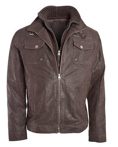 JCC Куртка кожаная »218.216«