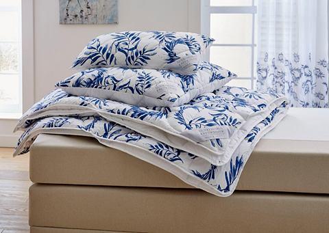 GUIDO MARIA KRETSCHMER HOME & LIVING Одеяло и подушка »Blue leaves&la...