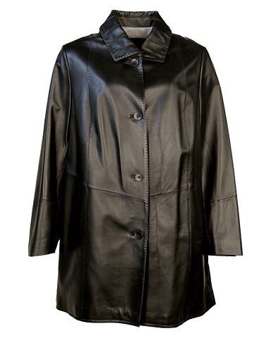 Пальто кожаное klassisch »Mildre...
