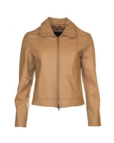 Куртка кожаная »16-53«