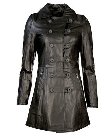 JCC Пальто с красивый воротник »MC-0...