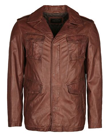 JCC Куртка кожаная »Navigator«...