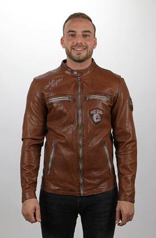 Куртка кожаная »United«