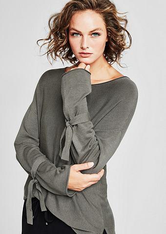 Элегантный пуловер с Binde-Detail