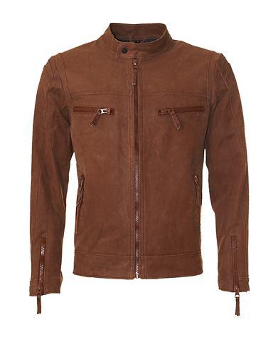 Куртка кожаная Herren 6070019