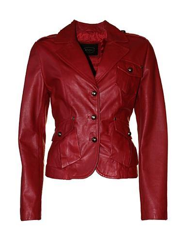 Пиджак кожаный для женсщин BZ-07