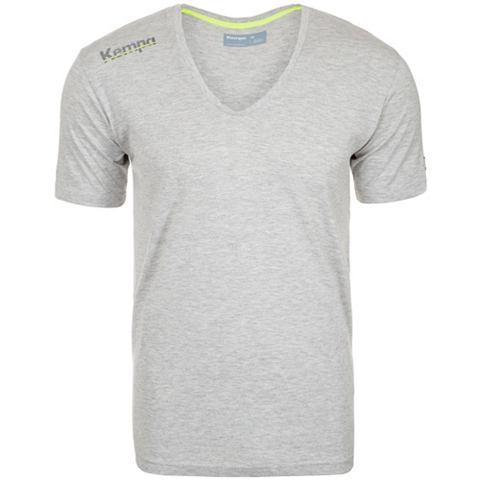 KEMPA Core Baumwoll V-Kragen футболка Herren...