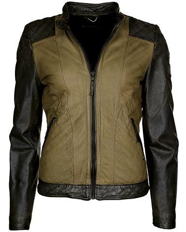 Куртка кожаная »Perivale«