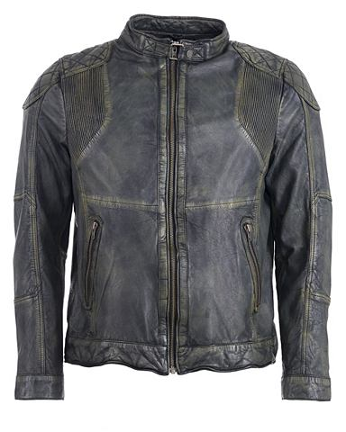 JCC Куртка кожаная »Marx-B«