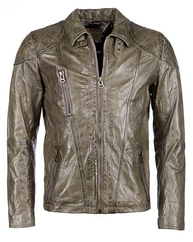 Куртка кожаная »Lawrence«