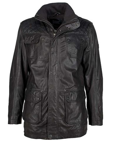 Куртка кожаная Herren Win-6