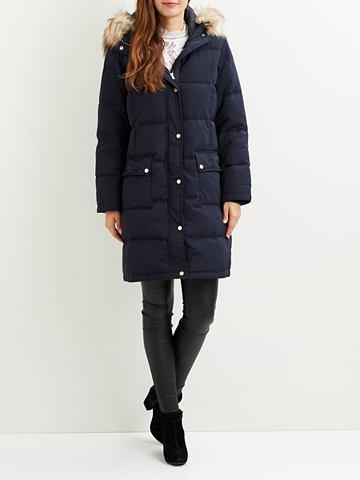 Пуховая пальто