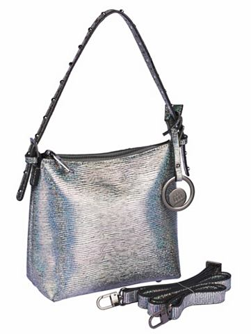 Клатч сумка с Metallic-Effekt