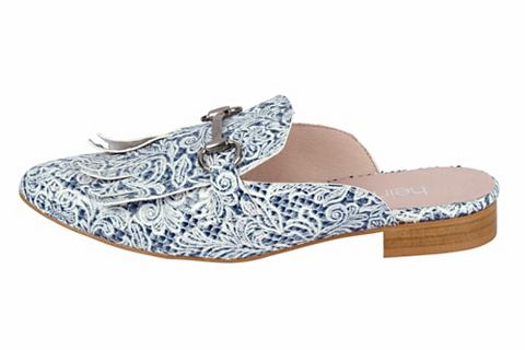 Туфли с бахрома