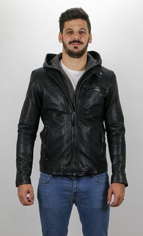 Куртка кожаная »Mister Hood&laqu...